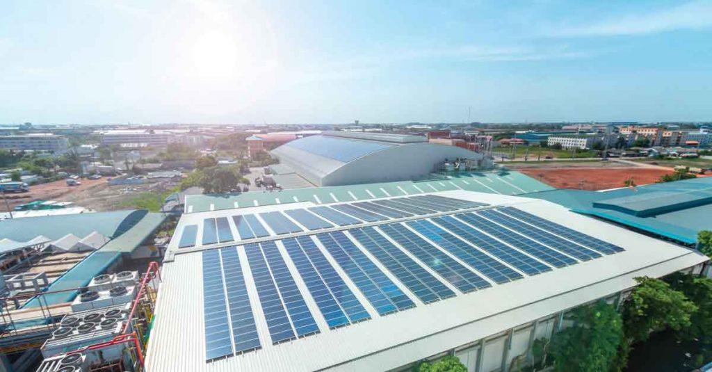 Fábrica Paneles Solares Risen